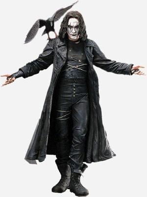 il corvo costume halloween