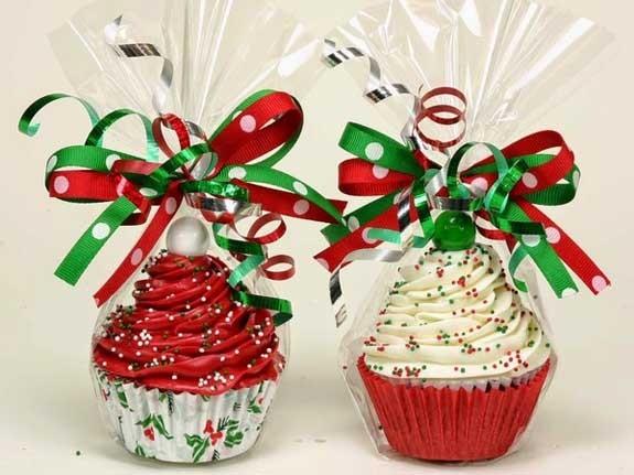 Cupcake Decorating Ideas For Seniors : 70+ Regali di natale fai da te