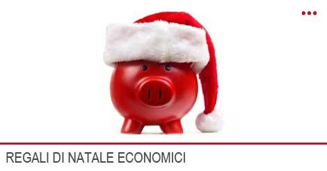 Regali di natale economici sotto i 10 euro idee regalo for Idee regalo collega di lavoro