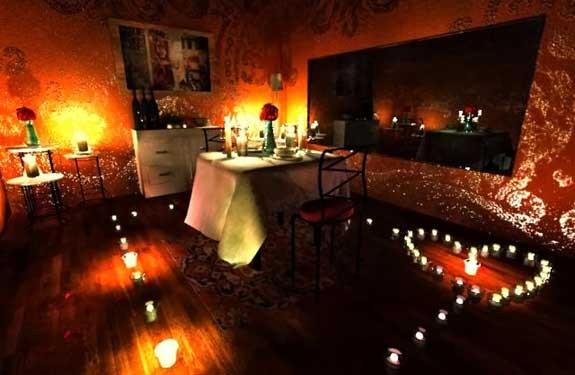 cena romantica per sorprendere lui o lei