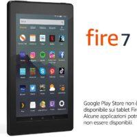 "Fire, schermo da 7"""