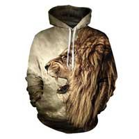 Felpa leone