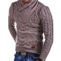 Pullover lavorato a maglia