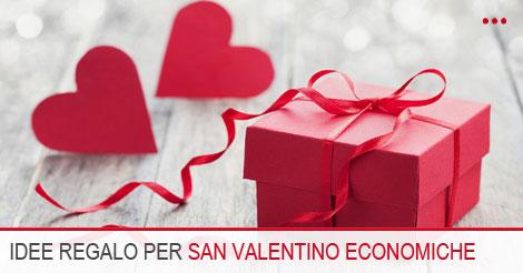 Idee Regalo San Valentino Economiche Low Cost