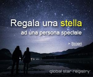 Regala una stella ad una persona speciale