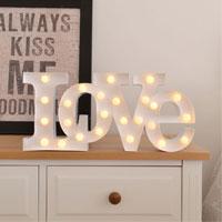 Lampada Love
