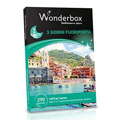 3 GIORNI FUORIPORTA - Wonderbox