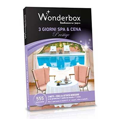 3 GIORNI SPA & CENA PRESTIGE - Wonderbox