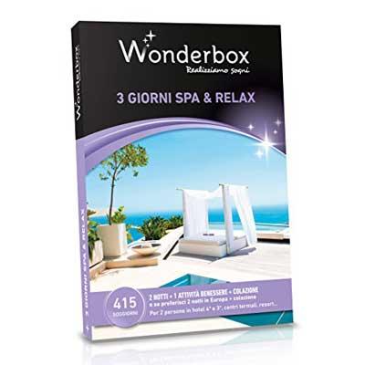 3 GIORNI SPA & RELAX - Wonderbox