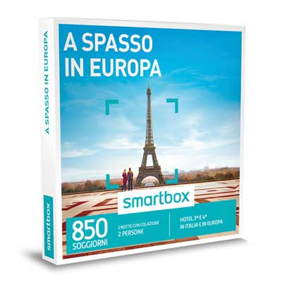 A SPASSO IN EUROPA - Smartbox