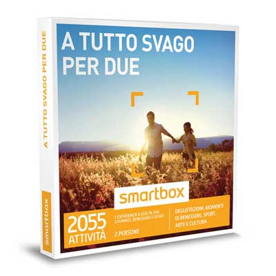 A TUTTO SVAGO PER DUE - Smartbox