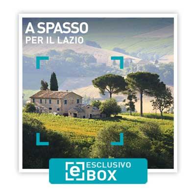 A spasso per il Lazio - Smartbox