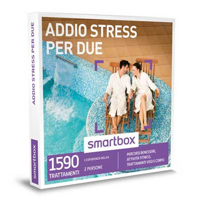 ADDIO STRESS PER DUE - Smartbox