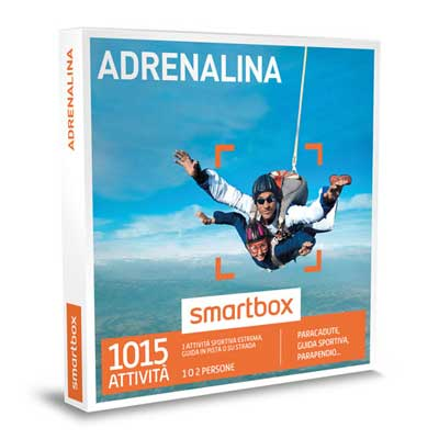 ADRENALINA - Smartbox