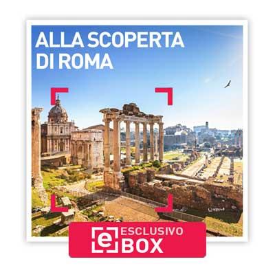 Alla scoperta di Roma - Smartbox