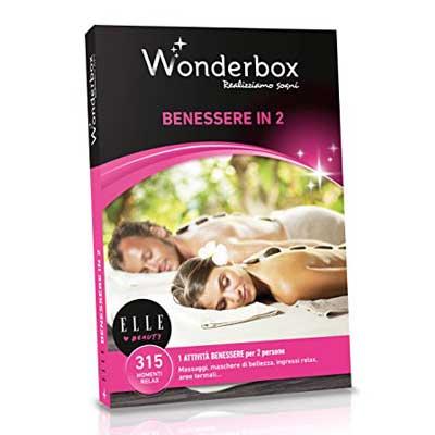 benessere in 2 wonderbox