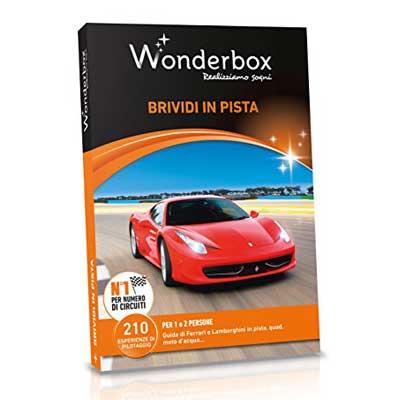 BRIVIDI IN PISTA - Wonderbox