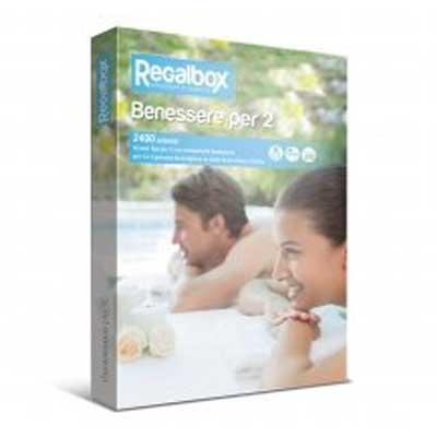 Benessere per 2 - Regalbox
