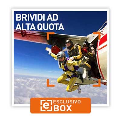 Brividi ad alta quota - Smartbox