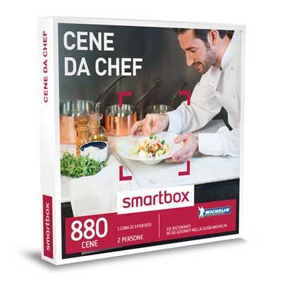 CENE DA CHEF - Smartbox