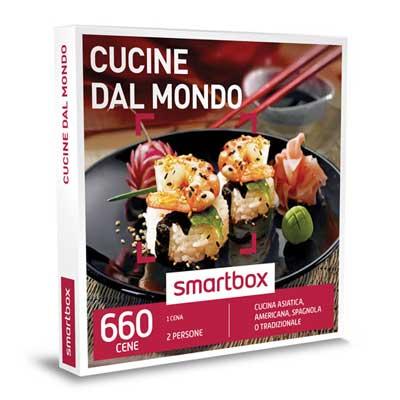 CUCINE DAL MONDO - Smartbox