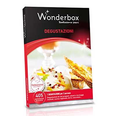 DEGUSTAZIONI - Wonderbox