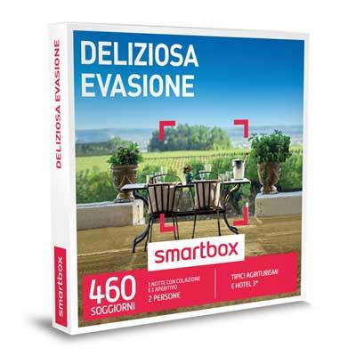 DELIZIOSA EVASIONE - Smartbox