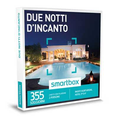 DUE NOTTI D'INCANTO - Smartbox