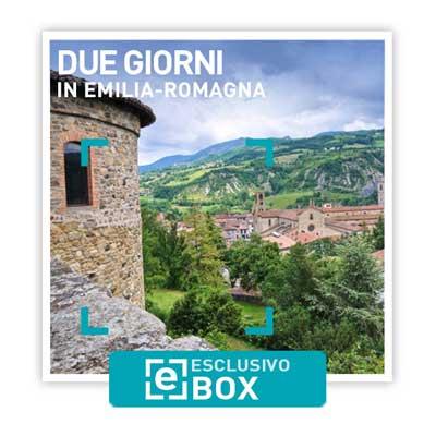 Due giorni in Emilia-Romagna - Smartbox