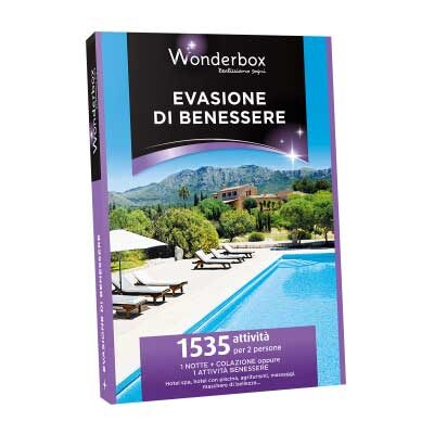 EVASIONE DI BENESSERE - Wonderbox