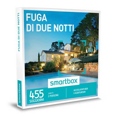 FUGA DI DUE NOTTI - Smartbox