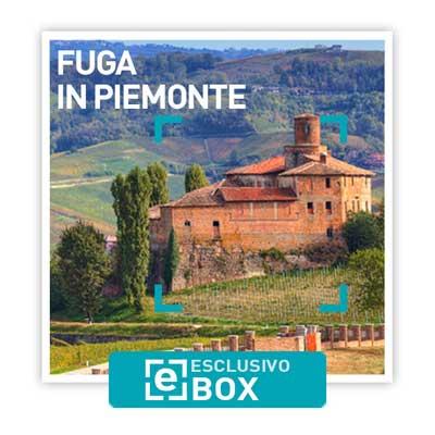 Fuga in Piemonte - Smartbox