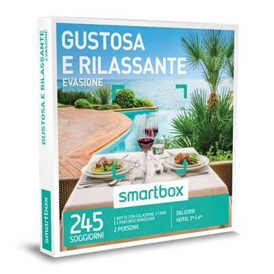 GUSTOSA E RILASSANTE EVASIONE - Smartbox