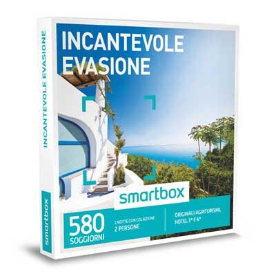 INCANTEVOLE EVASIONE - Smartbox