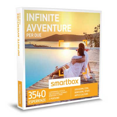 INFINITE AVVENTURE PER DUE - Smartbox