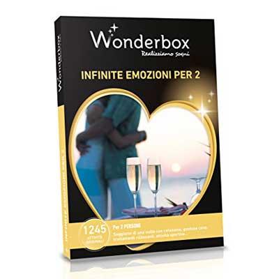 INFINITE EMOZIONI PER 2 - Wonderbox