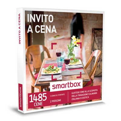 INVITO A CENA - Smartbox