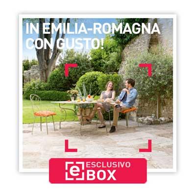 In Emilia-Romagna con gusto! - Smartbox
