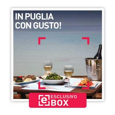 In Puglia con gusto! - Smartbox