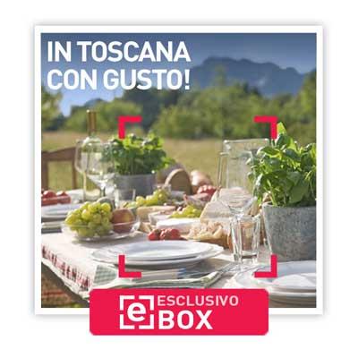 In Toscana con gusto! - Smartbox