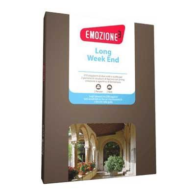 LONG WEEK END - Emozione3