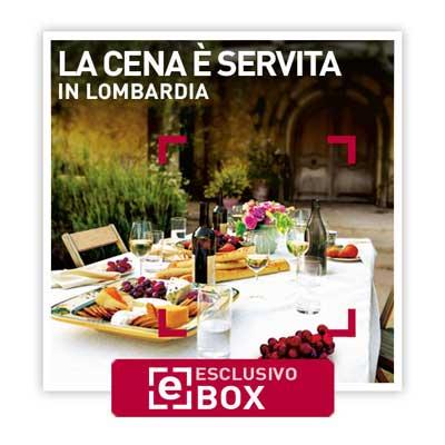 La cena è servita in Lombardia - Smartbox