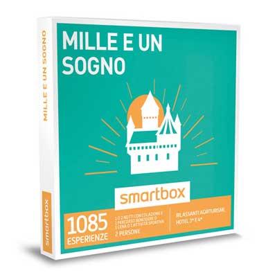 MILLE E UN SOGNO - Smartbox
