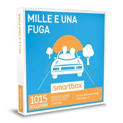 MILLE E UNA FUGA - Smartbox