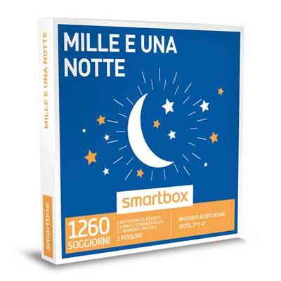 MILLE E... UNA NOTTE - Smartbox
