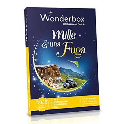 MILLE & UNA FUGA - Wonderbox