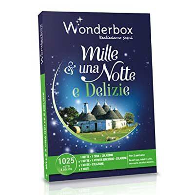 MILLE & UNA NOTTE E DELIZIE - Wonderbox