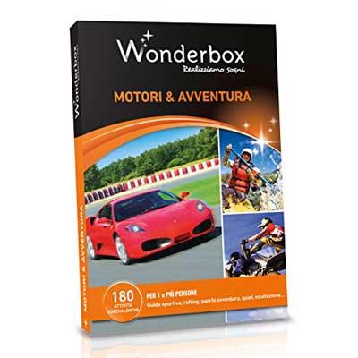 MOTORI & AVVENTURA - Wonderbox