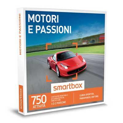 MOTORI E PASSIONI - Smartbox