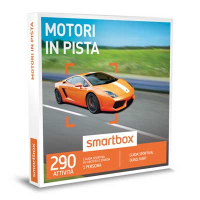 MOTORI IN PISTA - Smartbox